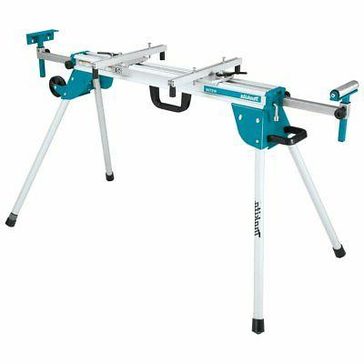 Makita LS1019LX Dual-Bevel Sliding Compound Miter Saw with Stand