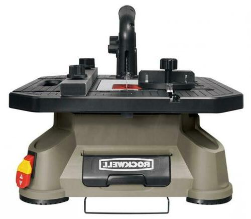Rockwell Tabletop Saw Rip