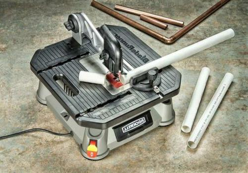 Rockwell Portable Tabletop Saw with Steel