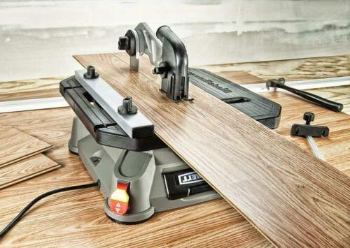 Rockwell BladeRunner Tabletop Saw with Steel Rip Fence,