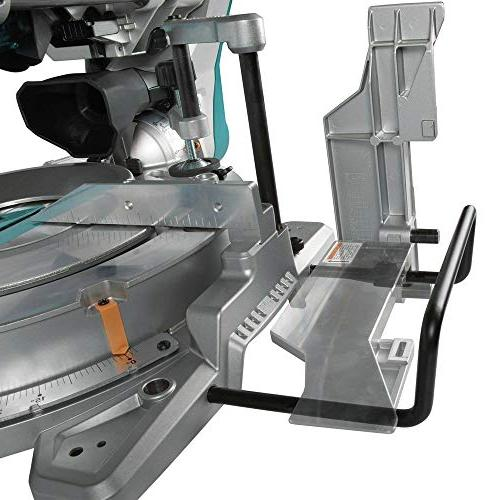 """LXT Brushless 10"""" Miter Saw and Laser"""
