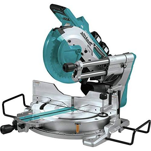 "Makita 18V LXT 10"" Sliding Compound and Laser"