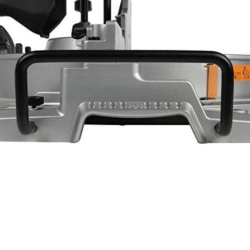 "Makita XSL04PTU 10"" Sliding Miter Saw and Laser"