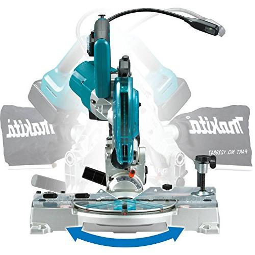 """Makita XSL05Z LXT Lithium-Ion Cordless 6-1/2"""" COMPACT Only"""