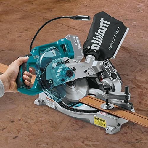 Makita XSL05Z Lithium-Ion Brushless COMPACT Saw Laser, TOOL Only