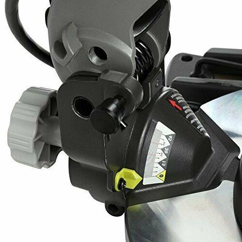 Ryobi ZRTS1345L in. Compound Miter Laser