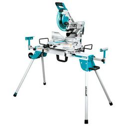"Makita LS1019LX 10"" Dual-Bevel Sliding Compound Miter Saw wi"