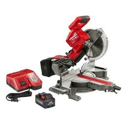 Milwaukee M18 Fuel 18-Volt 10 in. Lithium-Ion Brushless Cord