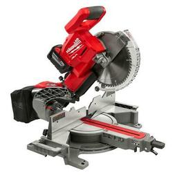 "M18 FUEL 10"" Miter Saw 9.0Ah Kit Milwaukee 2734-21HD New"