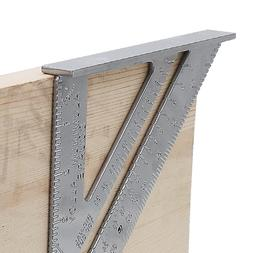 1Pc Aluminum Alloy Speed Square Protractor <font><b>Miter</b