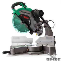 "Metabo-HPT C12RSH2M 15A 12"" Dual Bevel Sliding Compound Mite"