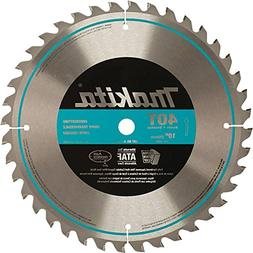 Micro-Polished Miter Saw Blades - 10 x 5/8 40t saw blade
