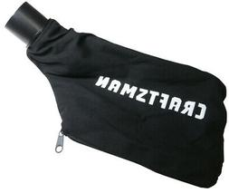 Craftsman Miter Saw Genuine OEM Replacement Dust Bag # 51402
