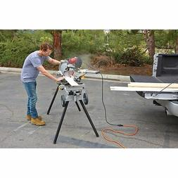 miter saw stand heavy duty mobile folding