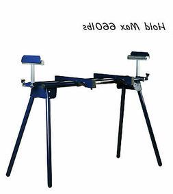Miter Saw Stand Mount Bracket Portable Adjustable Work Tool