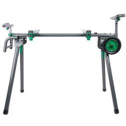 Miter Saw Stand Steel Lightweight Heavy Duty Adjustable Heig