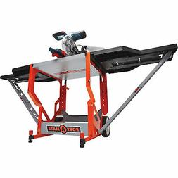 PortaMate Model# PM-8000 Portacube STR Miter Saw Workstation