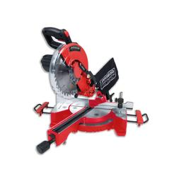 "General International MS3005 10"" 15A Sliding Miter Saw, Red,"