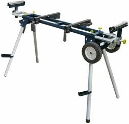 POWERTEC MT4000 DELUXE MITER SAW STAND WITH WHEELS BRAND NEW