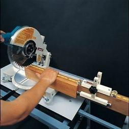 Multiple Cut Cutting Stop Jig for Radial Arm or Miter Saw