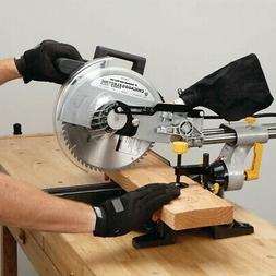 NEW 10 Sliding Compound Miter Saw 15A Amp. Motor, Make Cross