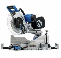 New Kobalt 12-in 15-Amp Dual Bevel Sliding Laser Compound Mi