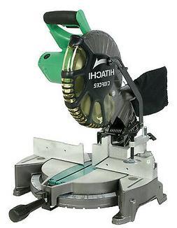 New Hitachi C10FCE2 Electric 15-Amp Portable 10-Inch Compoun