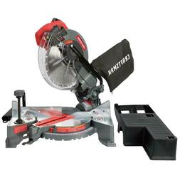 *NEW* Craftsman Compound Miter Saw 10-in 15-Amp Single-Bevel