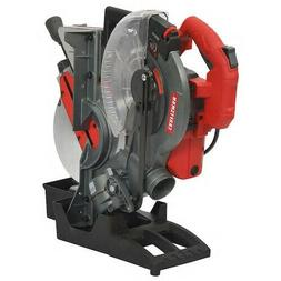 NEW Craftsman Compound Miter Saw 10-in 15-Amp Single-Bevel L