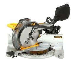 New Miter Saw Power Tool 15-Amp Corded 12 in. Heavy-Duty Sin