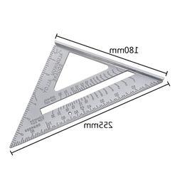 New Speed Square Protractor Aluminum Alloy <font><b>Miter</b