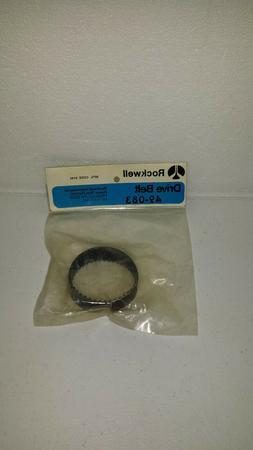 Rockwell OEM Drive Belt 49-083 For Model 34-010 Miter Saw NO