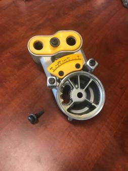 """OEM DeWalt Parts Saw Pivot Assembly For 20V Max 7-1/4"""" Sli"""