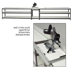 C.R. LAURENCE P8061R CRL Miter Saw Table Kit
