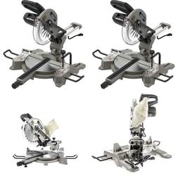 Power Equipment Corporation 10 Inch Slide Miter Saw With Las