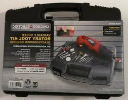 CHICAGO ELECTRIC POWER TOOLS Heavy Duty Variable Speed Rotar