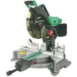 Hitachi Power Tools Saw 12 Inch Compound Miter C12FDH