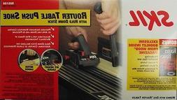SKIL RAS100 Router Table Push Shoe