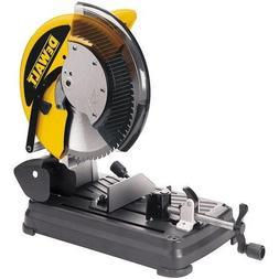 Factory-Reconditioned DEWALT DW872R 14-Inch Multi-Cutter Saw