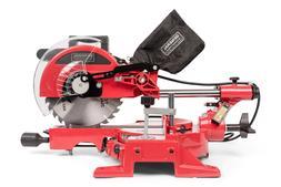 "Sliding Miter Saw 10"" Workshop Wood Plastic Aluminum Cutting"