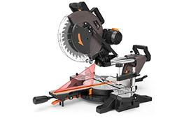 Sliding Miter Saw, Tacklife 12inch 15Amp Double-Bevel Compou