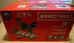 Craftsman Sliding Miter Saw Kit - 20V Max - 7-1/4 Inch CMCS7