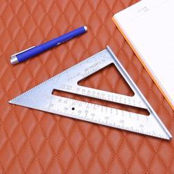 Speed Square Protractor Aluminum Alloy <font><b>Miter</b></f