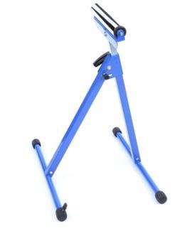 Kobalt Steel Roller Adjustable Rolling Table Saw Stand Tool