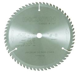 Hitachi 998864 8-1/2 in. 60-Tooth ATC Non-Ferrous Circular S