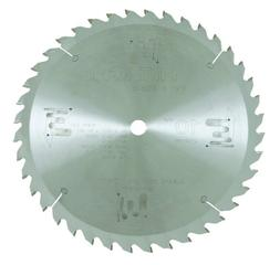 "Hitachi 310878 10"" x 40 Tooth Carbide Saw Blade for Wood"
