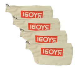 Ryobi 089240003084 PK4 Dust Bags With Wire