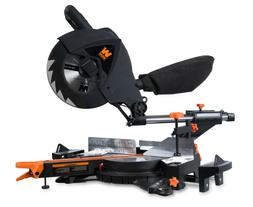 "WEN Two-Speed Single Bevel 10"" Sliding Compound Miter Saw wi"
