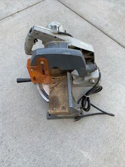 Vintage Rockwell 34-010 Motorized Miter Box Saw, Works Great