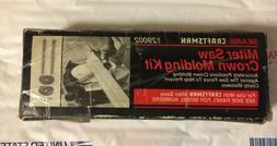 Vintage SEARS CRAFTSMAN Miter Saw Crown Molding Kit  9-29002
